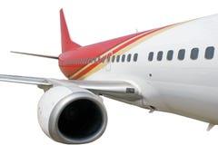 часть самолета стоковое изображение rf