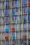 Часть самомоднейшего здания Стоковое Изображение