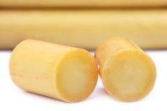 Часть сахарного тростника стоковые изображения