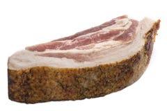 Часть свинины соли Стоковое Изображение