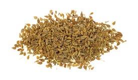 Часть семян анисовки стоковые изображения rf