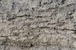 Часть скалы седимента стоковое фото rf