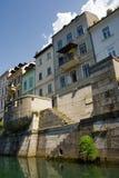 часть Словения ljubljana старая Стоковое Изображение RF