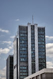 Часть современных офисных зданий Стоковые Фотографии RF