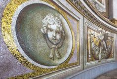 Часть стены Стоковые Фотографии RF