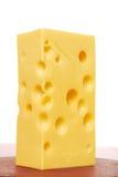 Часть сыра стоковое изображение