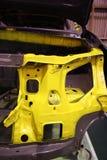 Часть тела автомобиля стоковые изображения rf