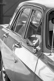 Часть тела старого ретро автомобиля Стоковые Изображения