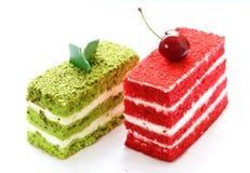 часть торта вкусная стоковое фото