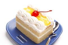 часть торта Стоковые Изображения