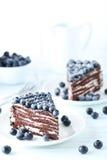 Часть торта Стоковые Фотографии RF