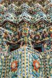 Часть украшения стены Стоковые Изображения RF
