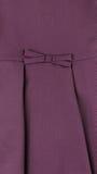 Часть фиолетового платья Стоковые Изображения RF