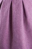 Часть фиолетового платья Стоковые Фото
