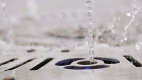Часть фонтана пола Стоковые Изображения RF