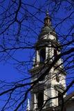 Часть церков и архитектурноакустических элементов Стоковое фото RF