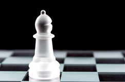 Часть шахмат епископа Стоковые Изображения