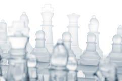 часть шахмат Стоковые Изображения RF