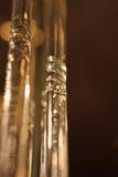 Часть люстры электрическая стоковая фотография rf