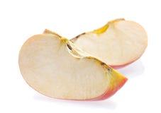 Часть Яблока Стоковое Фото