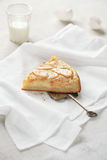 Часть яблочного пирога Стоковые Изображения