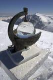 часть 2 аппаратур heliograph метеорологическая Стоковое фото RF