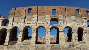 Часть Colosseum стоковое изображение