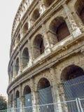 Часть Colsseum в Италии стоковое фото