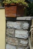 Часть masonry стены стоковое фото