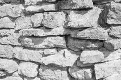 Часть masonry buta Masonry от плиты щебня Стоковые Изображения