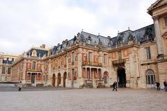 часть v3 versailles замока стоковое изображение rf