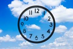 Часы без рук Стоковое Изображение