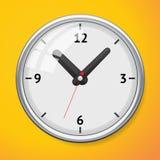 Часы вектора механически Стоковые Фото