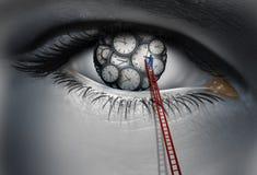 часы внутренние Стоковое Фото