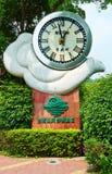 Часы в холме Baiyun Стоковые Изображения