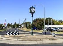Часы городка †Culcairn « Стоковые Изображения