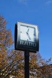 Часы городка в Софии Стоковое Изображение RF
