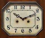 Часы года сбора винограда шкалы Стоковое Фото