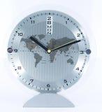 часы дела Стоковая Фотография