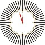 часы карандаша Стоковая Фотография