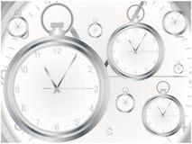часы карманн иллюстрация вектора