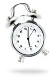 часы классики сигнала тревоги Стоковое Изображение RF
