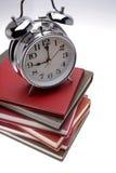 часы книг Стоковое Изображение RF