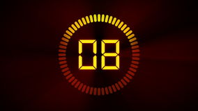 Часы комплекса предпусковых операций