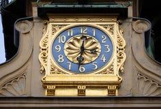 Часы колокольчика в Граце Стоковая Фотография RF