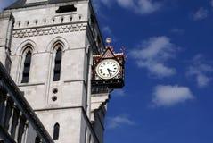 Часы на башне Стоковое фото RF