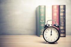 Часы на стене Стоковая Фотография