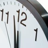 Часы офиса Стоковое Фото