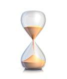 Часы песка Стоковая Фотография RF