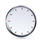 часы пустые Стоковое Изображение RF